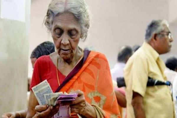 more than 50 lakh old people will get old age pension in up process started