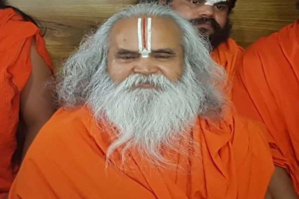 ram vilas vedanti writes to the central government this demand for ram temple