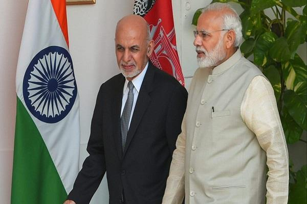 afghanistan rejects taliban claim india is one of the contributors