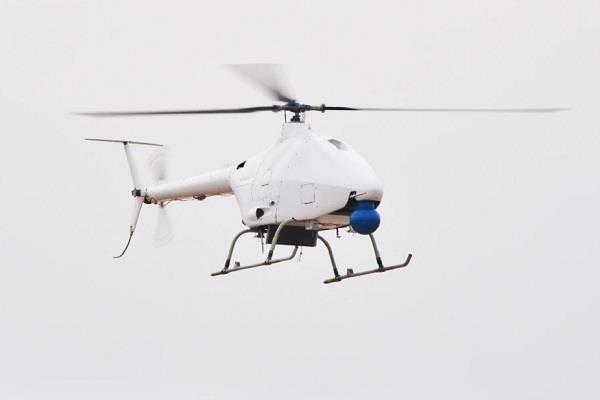 china made unmanned helicopter drone