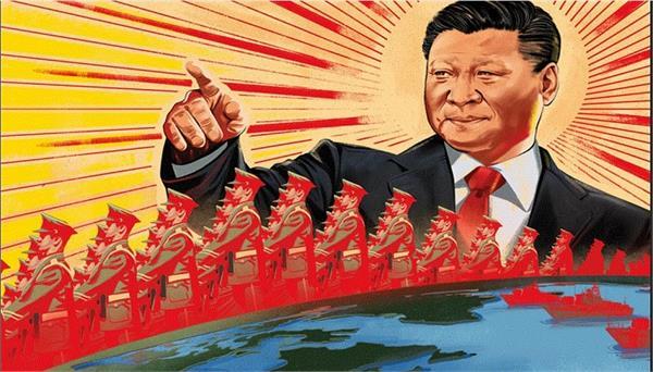 china running some secret mission corona epidemic