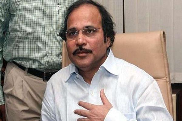 adhir targets mamata said  trying to divide between migrants and non migrants