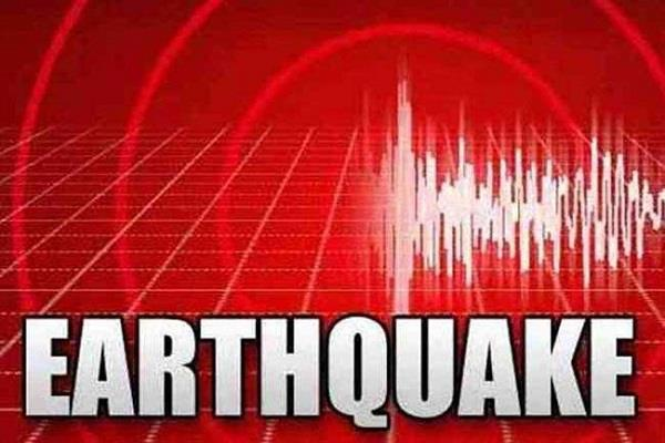 5 5 magnitude earthquake hits manipur many states of northeast shaken