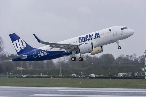 goair will wait for the state s green signal for may booking