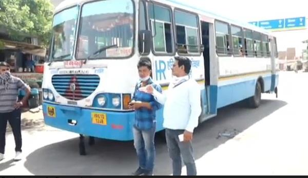 the driver was driving a bus after drinking alcohol