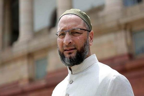 lockdown is unconstitutional asaduddin owaisi