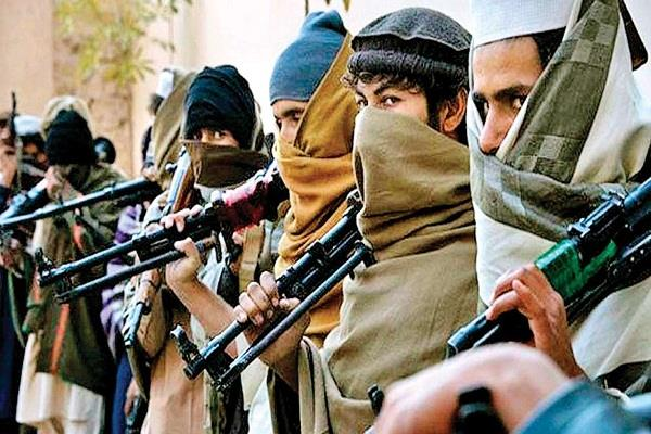 terrorists sending jaish e mohammed and lashkar e taiba to afghanistan