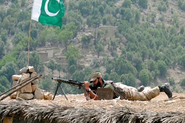 pakistan breaks ceasefire firing in poonch