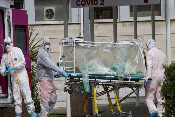 covid 19 in france kills about 29 thousand people