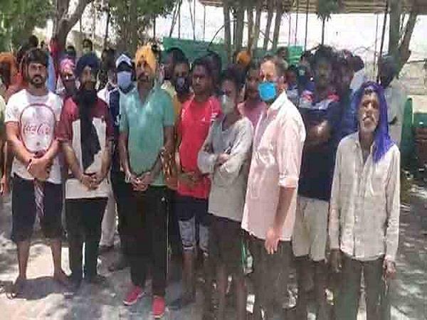 punjabi youth trapped in abu dhabi urges punjab government to withdraw