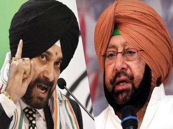 punjab cabinet reshuffle rejected high command will decide on sidhu