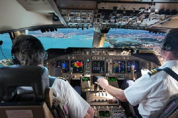 fearful pilots from corona do not want to fly