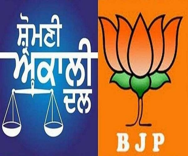 bjp in a mood to play political bets in punjab akali wary