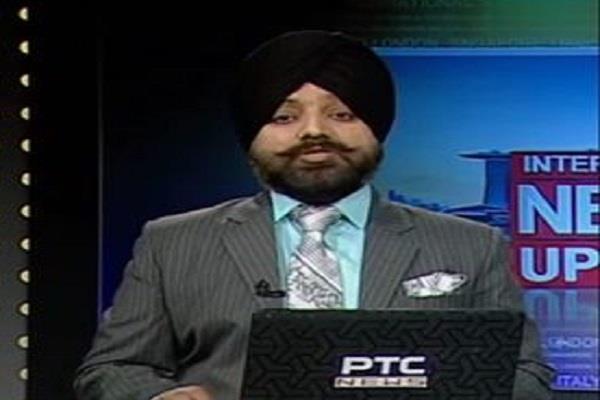 ptc senior journalist davinderpal singh is no more
