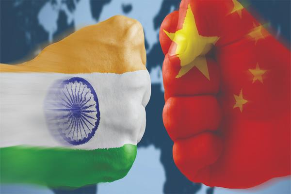india will respond to china s actions from the economic front too