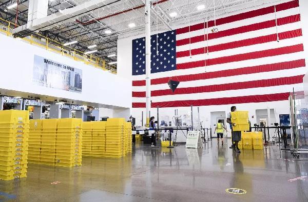 firing in amazon s warehouse in america
