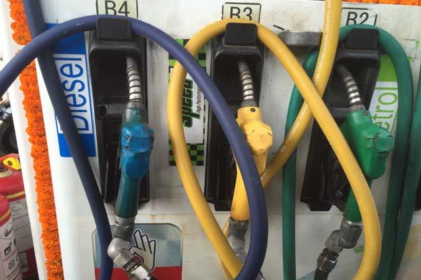 10th entered the day prices of petrol and diesel the czech rate your city