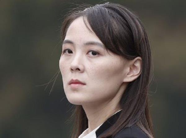 kim jong s sister threatens military action against south korea