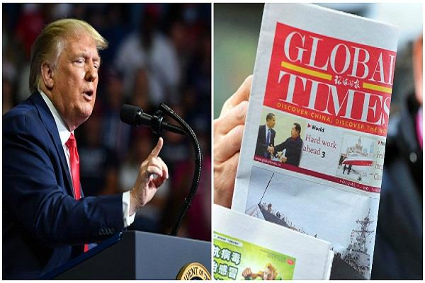 us designates china s global times 3 other outlets as foreign missions