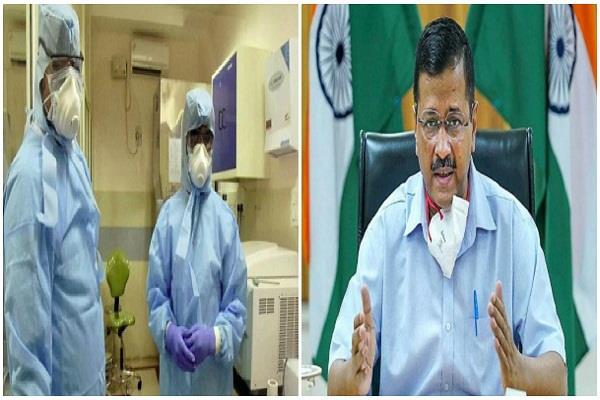 delhi doctors front against kejriwal government
