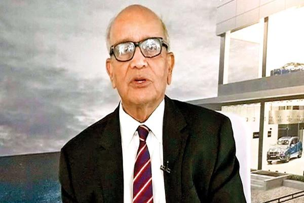maruti suzuki chairman rc bhargava said formula to stop imports from china
