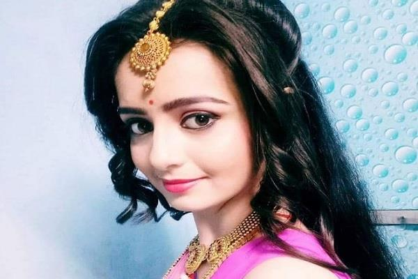 tv actress chahat pandey jailed this is the case