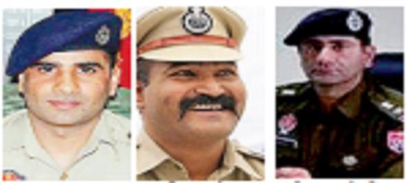 punjab sent 3 officers panel for ssp post