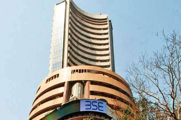 market opens with strength nifty crosses 10100
