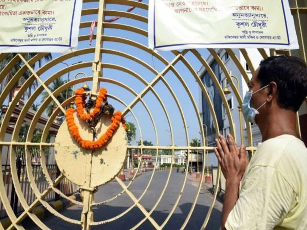 religious institutions were opened in bengal today with conditions
