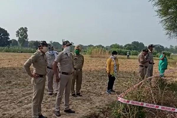dead body of woman found hanging from tree in una big