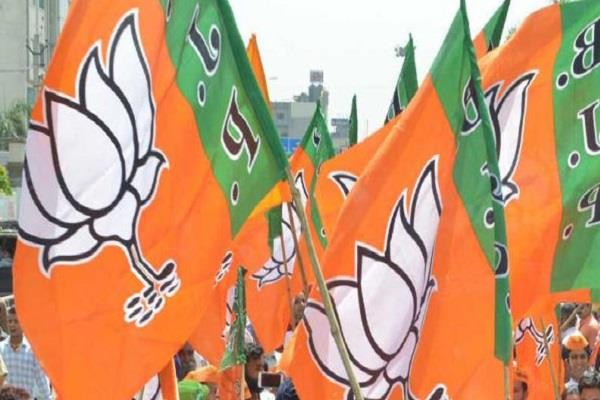 will have to wait now to become bjp district head