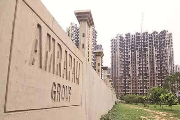 good news for amrapali customers 10 000 homebuyers will soon get flats