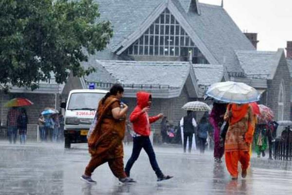 himachal pre monsoon rains break record shimla breaks 1999 record