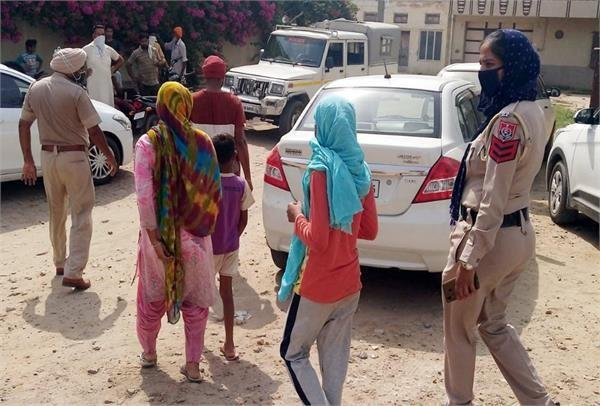 disappearance of sri guru granth sahib by a 10 year old girl