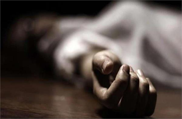 husband strangled due to lack of son absconding with daughters