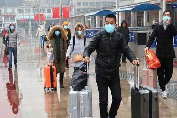 no entry of chinese citizens in delhi