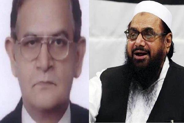 mumbai attack mastermind hafiz s india born counsel passes away