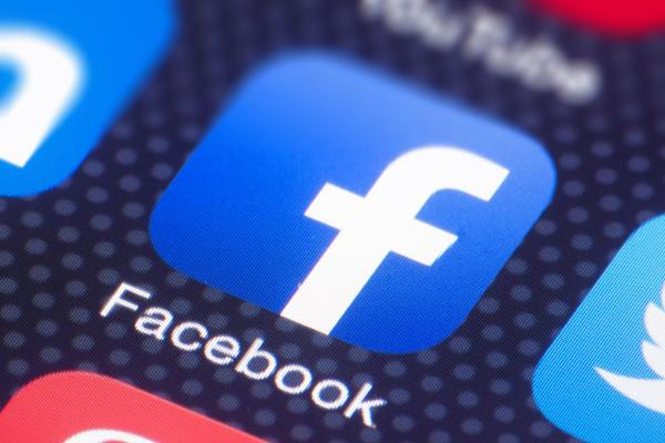 the impact of the ban on advertisements facebook shares fall drastically