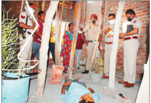 ex husband commits suicide in woman home