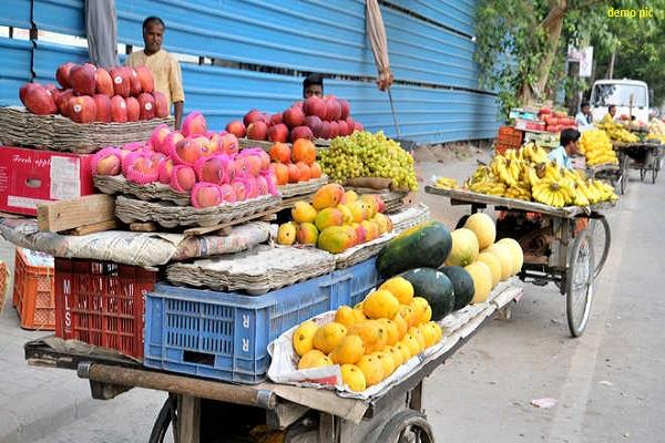 street vendors bank loan up to 10 thousand