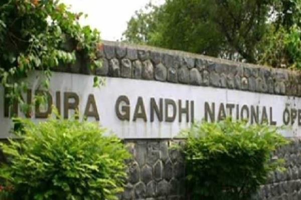 ignou opens admissions for 10 new online programmes
