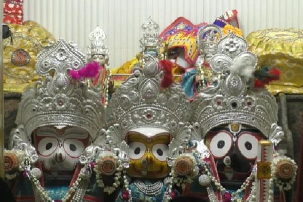 170 year old tradition not broken jagannath rath yatra left amid corona eclipse