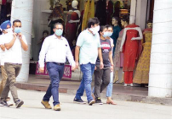 chandigarh markets protests to try to implement weekly closure
