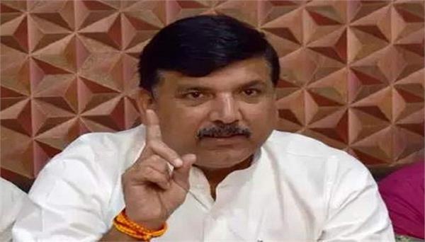 sajnjay singh slams bjp govt for ending home islolation