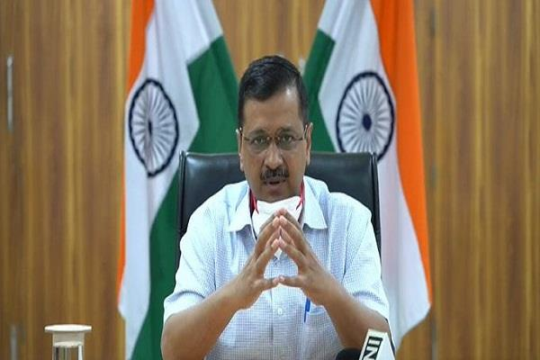 kejriwal launches app for covid 19 patients