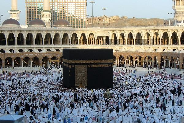 this time indian muslims will not be able to do haj yatra