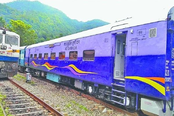 doon new century express will run on track from today