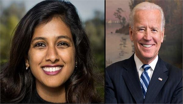 joe biden names indian american expert as digital chief of staff