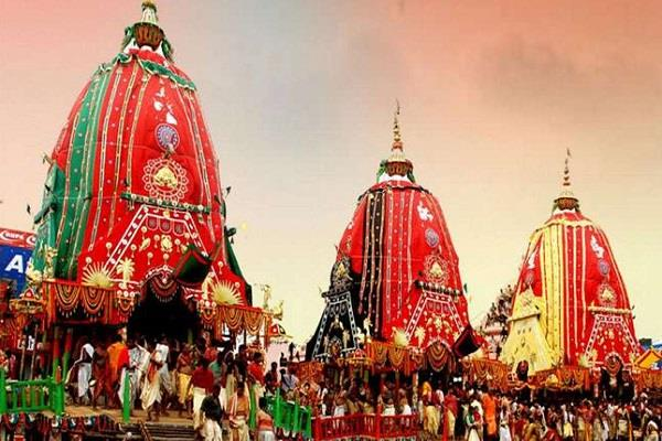 musmil samaj submitted memorandum to carry out rath yatra in panna