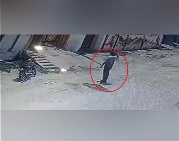 cctv footage of suicide by young man revealed